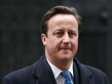 File image of David Cameron. AP