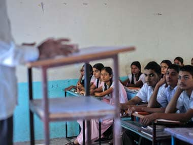A school in Delhi. Representational image. Reuters
