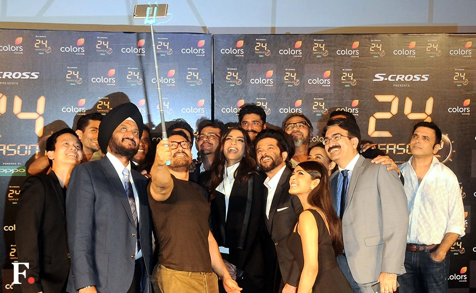 And why settle for regular photos when you can take a selfie? Image by Sachin Gokhale/Firstpost