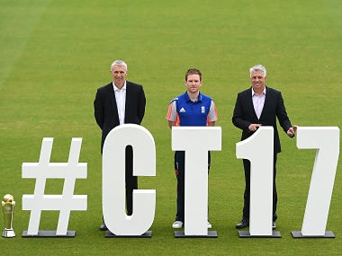 The ICC Champions Trophy 2017 Launch at The Kia Oval. Getty Images