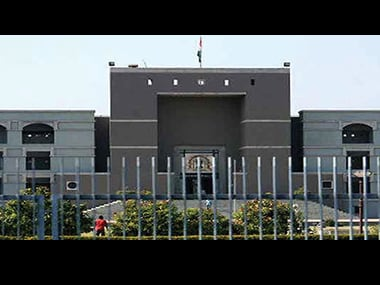 File photo of Gujarat High Court. PTI