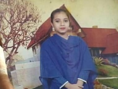 File photo of Ishrat Jahan. PTI