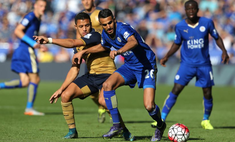 Leicester Arsenal Listicle AFP