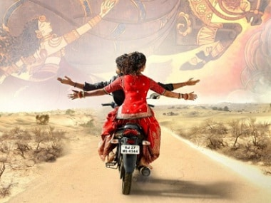 'Mirzya' poster. Image from Instagram