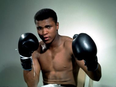 File photo of Muhammad Ali. Reuters