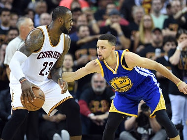 NBA: 'Super teams' Golden State Warriors, Cleveland Cavaliers on course for rematch in Finals?