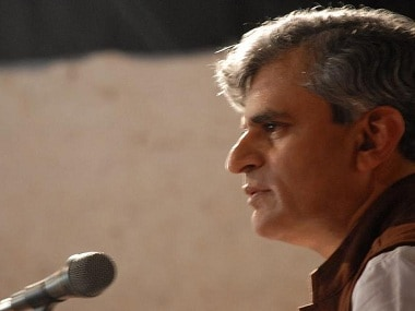 File image of P Sainath. Twitter @PSainath