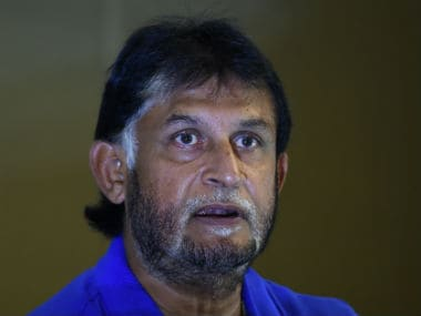 File photo of Sandeep Patil. AFP