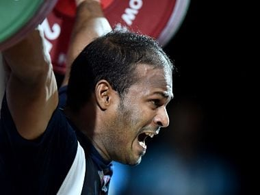 Commonwealth Games 2018: Sathish Sivalingam to shoulder India's medal hopes in weightlifting at Gold Coast