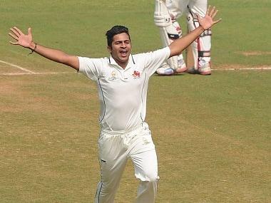 File photo of Shardul Thakur. BCCI