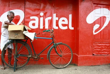 The report said that 2G networks of Bharti Airtel, Vodadone, state-run BSNL, Tata Docomo and Telenor have set higher RLT (radio link time-out) values than other operators. Representational image. Reuters