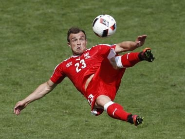 Euro 2016: Poland won the match but the game belonged to Switzerland's Xherdan Shaqiri