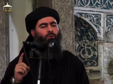 Iraqi official says Islamic State chief Abu Bakr al-Baghdadi alive in Syria, being treated at field hospital