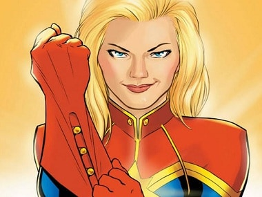 Brie Larson could be next 'Captain Marvel'; all you need to know about the female superhero