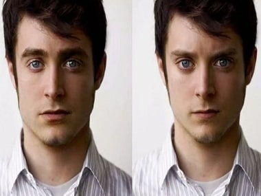 No Polyjuice Potion needed: This GIF proves Daniel Radcliffe, Elijah Wood are the same person!