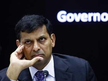 RBI Governor Raghuram Rajan. Reuters