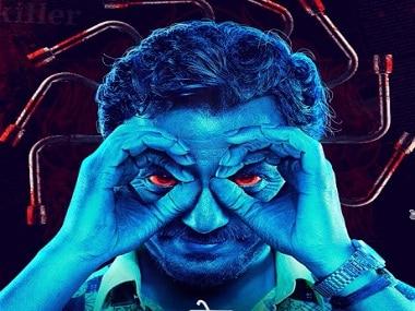 Poster of 'Raman Raghav 2.0'. Image from Facebook
