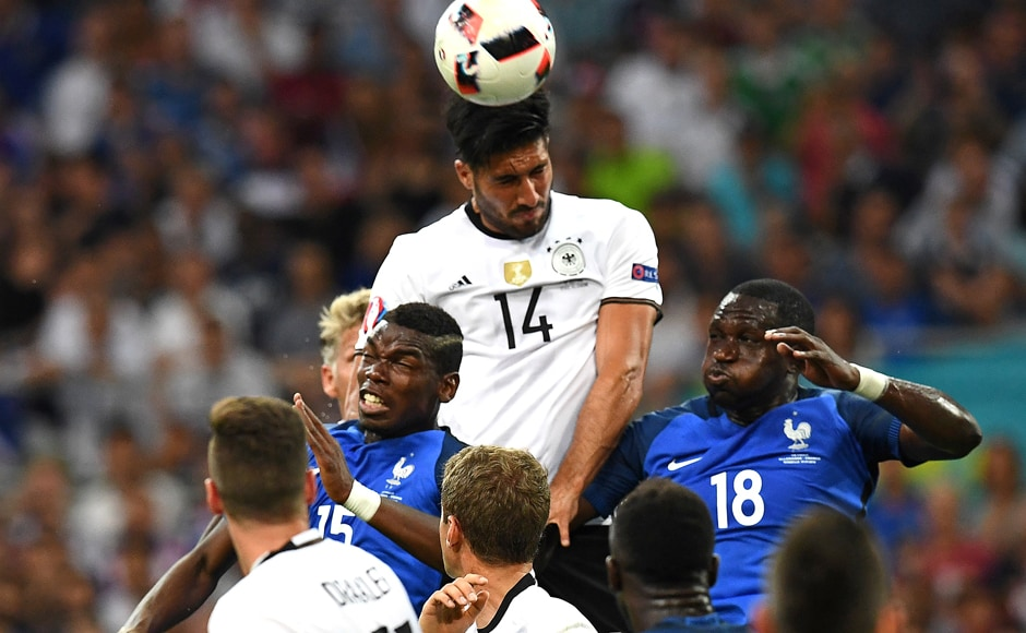 France's recent years have been clouded by defeats and scandal, including a player strike at the 2010 World Cup. Now the country appears to be behind them again. AFP