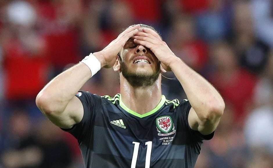 It was a frustrating night for Wales' superstar Gareth Bale who had little joy against a organized Portuguese defence. AP
