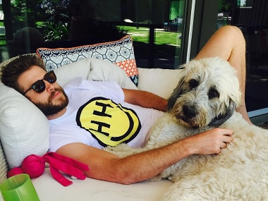Miley Cyrus just made her romance with Liam Hemsworth official!