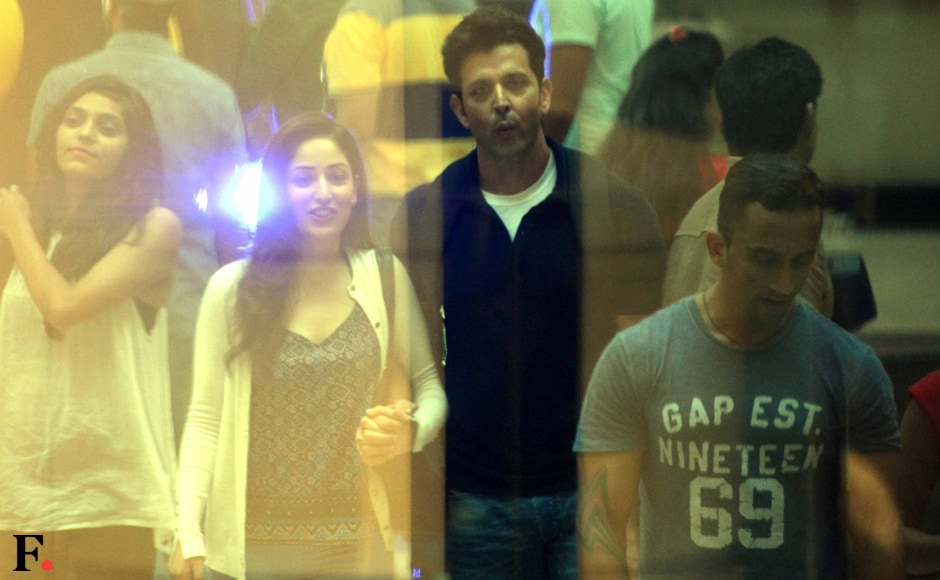 <em>Kaabil</em> is set to release on 26 January next year. Sachin Gokhale /Firstpost