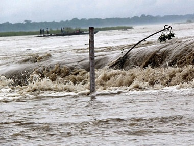 Several districts of Assam experience torrential rain and flooding every monsoon. PTI