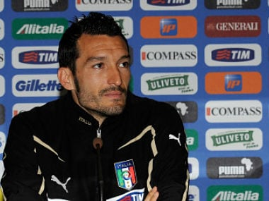 Italy's Gianluca Zambrotta.Getty Images