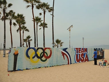 Team USA Send Off Event. Getty Images