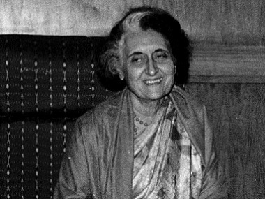 File image of Indira Gandhi. Reuters