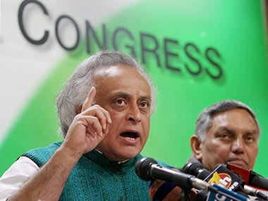 Jairam Ramesh. File photo. PTI