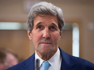 Secretary of State John Kerry. AP