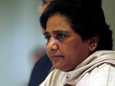 BSP chief Mayawati. Reuters