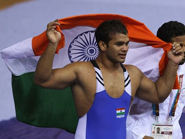 File photo of Narsingh Yadav. Getty Images