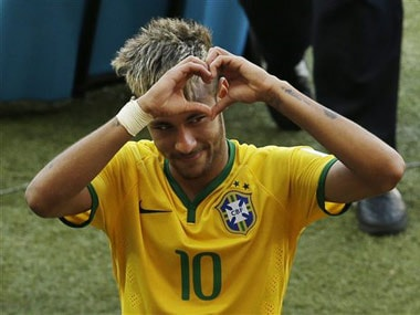 File photo of Neymar. AP