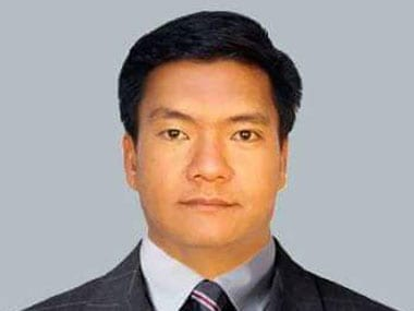 File image of Pema Khandu. Photo: Khandu's facebook profile