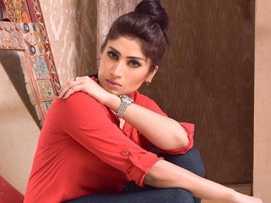 Qandeel Baloch. Image from Facebook