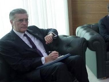 U.S. Special Representative for Afghanistan and Pakistan, Richard Olson. Reuters