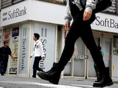 SoftBank plans to list its mobile business on Tokyo exchange; has raised $18 billion