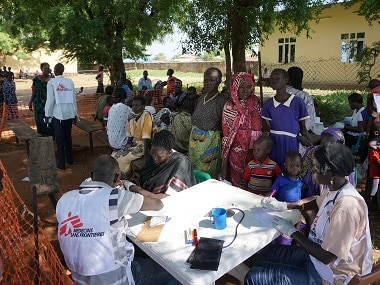 Doctors Without Borders fired 19 employees in 2017 for harassment as foreign aid industry scandal deepens