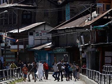 Unrest in Kashmir Valley. Reuters