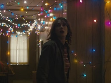 Winona Ryder in 'Stranger Things'. Screengrab from YouTube
