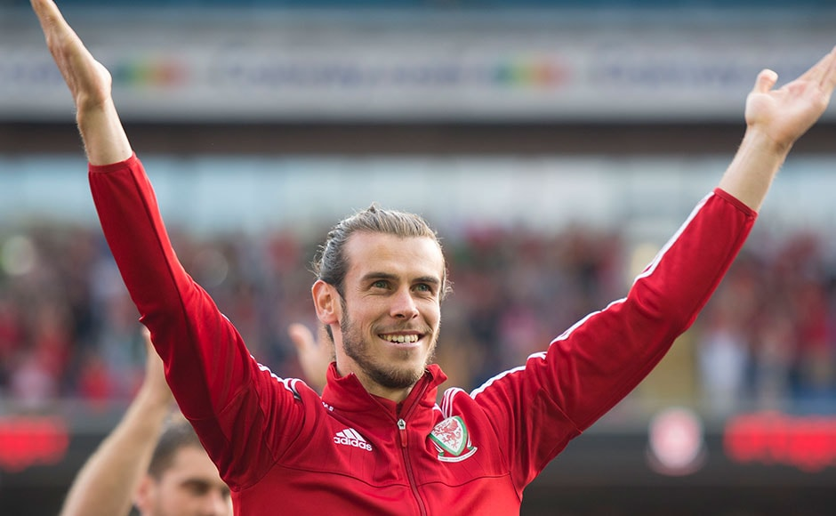 Cardiff Airport was renamed Cardiff Bale Airport for a day in honour of Real Madrid attacker Gareth Bale. Getty Images