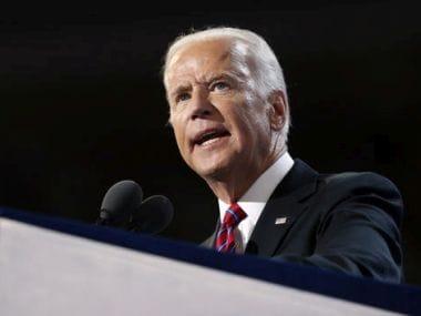Joe Biden. AP