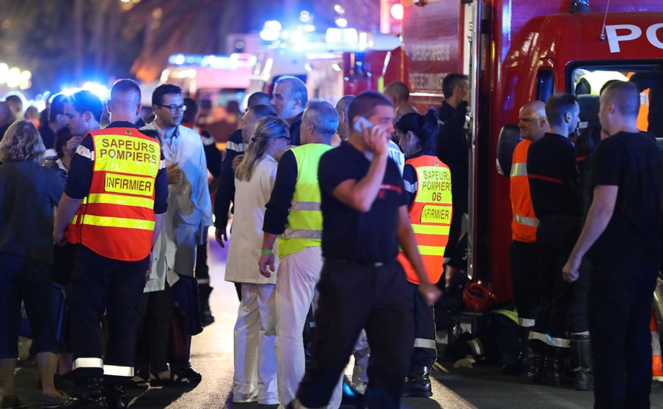 "The UN Security Council on Thursday strongly condemned the ""barbaric and cowardly terrorist attack"" that took place during Bastille Day celebrations in the French city of Nice. AFP"