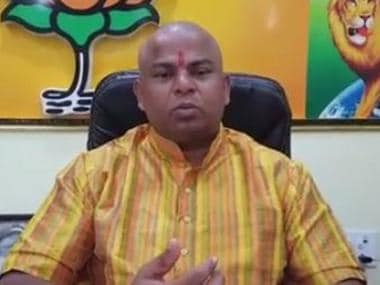 BJP MLA Raja Singh. Facebook