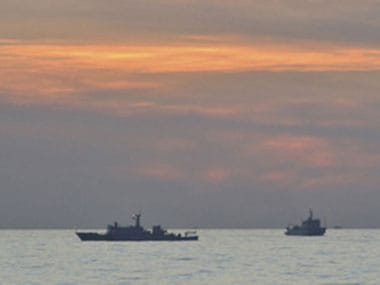 File image of the South China Sea. Reuters