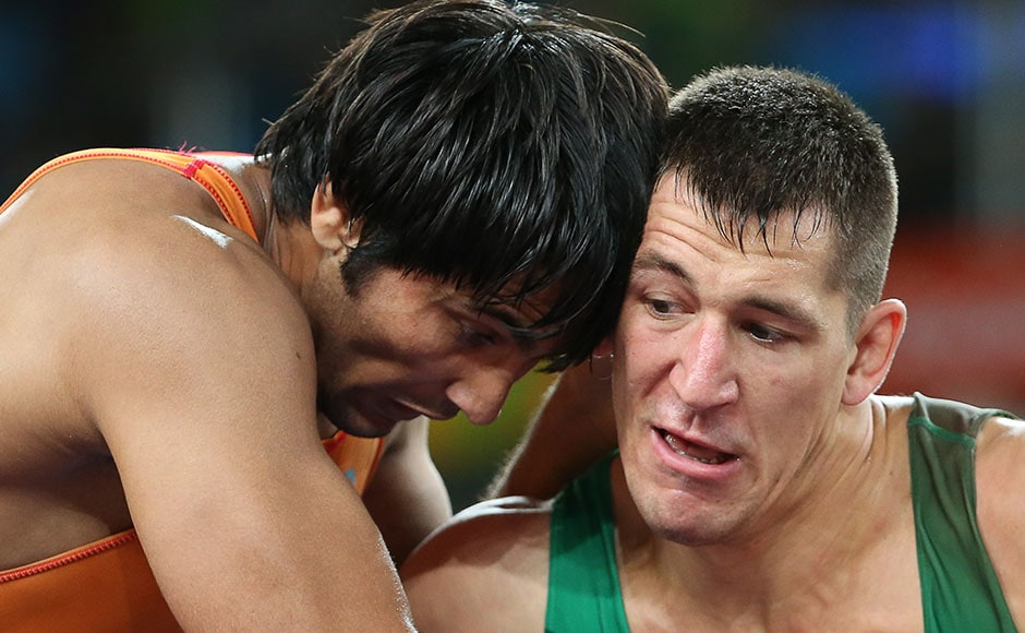 India's wrestling campaign also began on a disappointing note, as Ravinder Khatri lost to Hungary's Viktor Lorincz in men's Greco-Roman 85kg first round. Reuters