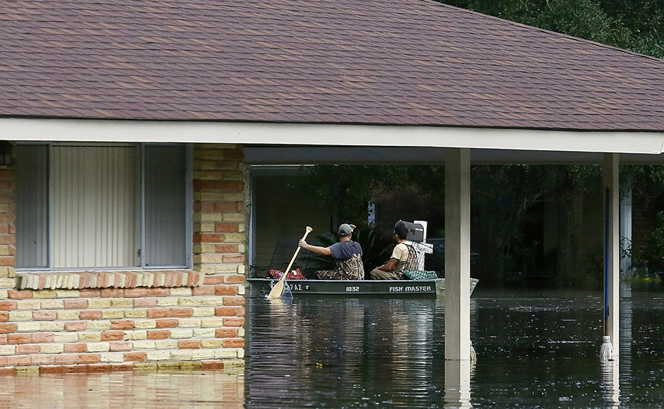 Louisiana Governor John Bel Edwards declared a state of emergency as National Weather Service predicted that many waterways would remain above flood stage. Photo: Reuters