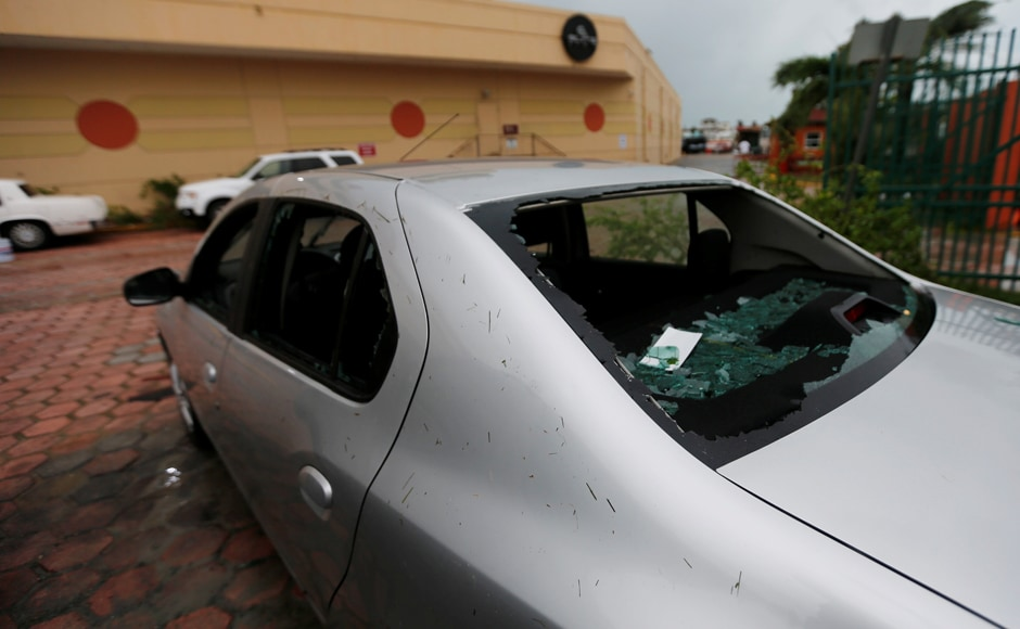 The fifth named tropical storm of the 2016 season, Earl strengthened to a Category 1 hurricane on Wednesday, according to the NHC. Winds initially measured at 120 kilometers per hour picked up just before landfall. Reuters