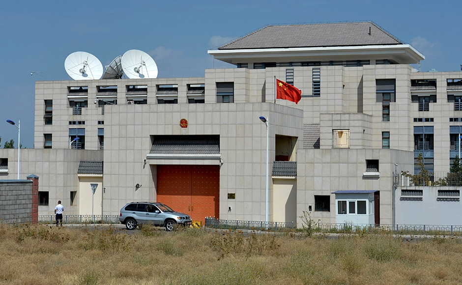 "Al-Qaida and the Islamic State group also have threatened to attack Chinese targets in retaliation for alleged repression of Chinese Muslims, particularly those from the Turkic-speaking Uighur majority native to Xinjiang. Meanwhile, China's foreign ministry has ""demanded that Kyrgyz authorities take all necessary measures to ensure the safety of Chinese institutions and personnel in Kyrgyzstan"". AP"